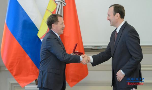 Сергей Дуканов покинул пост основного налоговика Воронежской области