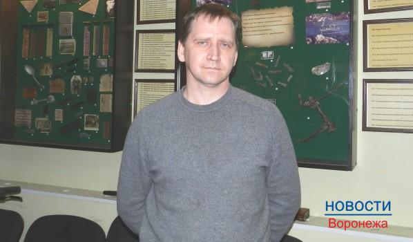Михаил Сегодин.