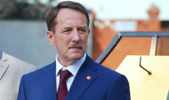 Губернатор Алексей Гордеев.