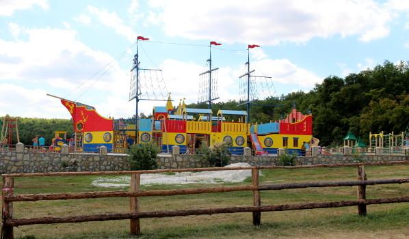 Кораблик для детей. Бесплатно.