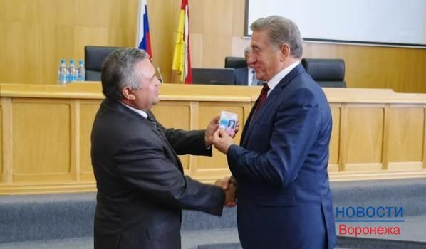 Сергея Лукина снова выбрали сенатором.