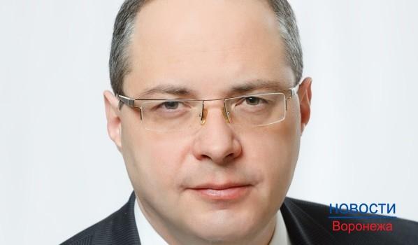Депутат Госдумы от Воронежской области Сергей Гаврилов.
