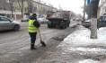 Из Воронежа вывезли больше 13 кубов снега.