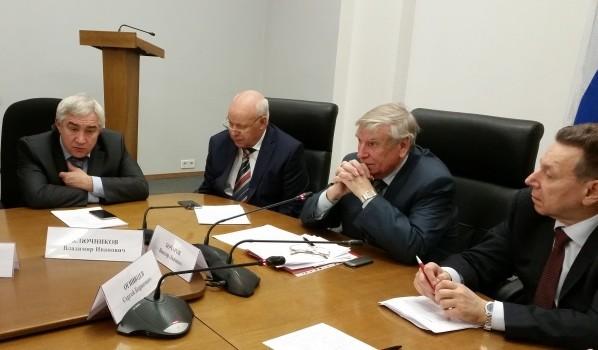 Сергей Почивалов, Владимир Ключников, Виктор Бочаров, Сергей Огнивцев.