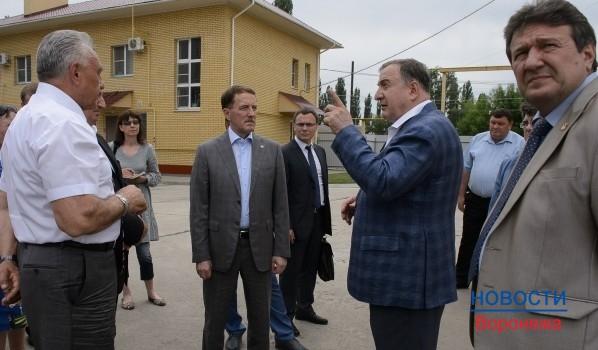 Абубакар Арсамаков заявил о планах по строительству предприятия и фабрики.