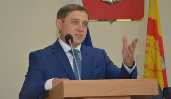 Депутат Андрей Соболев.