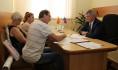 Мэр Александр Гусев встретился с инициативной группой предпринимателей.