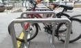 У женщины украли велосипед.