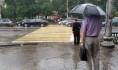 Воронежцев предупреждают о сильных дождях.