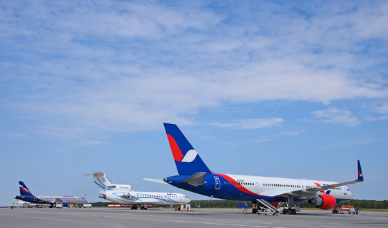 Воронежцы на выставке смогут увидеть самолеты, летающие из Воронежа.