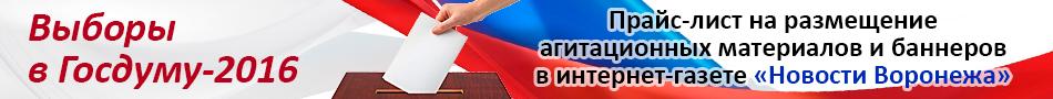 Выборы в Госдуму-2016. Прайс-лист
