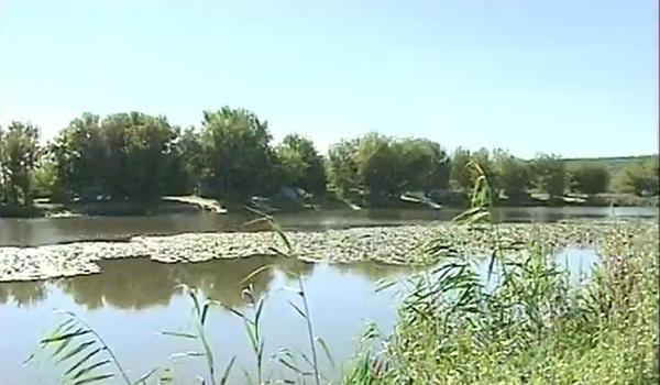 Озеро Круглое.