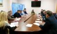 Заседание Общественного совета по ЖКХ при горДуме.