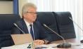 Спикер горДумы Владимир Ходырев.