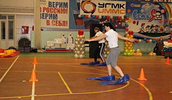 Шоу «Семь-Я» прошло в Новохоперске.