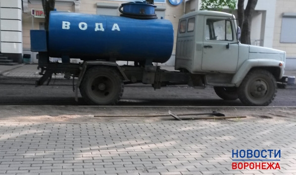 Вполдень холодная вода вернётся вдома Коминтерновского района Воронежа