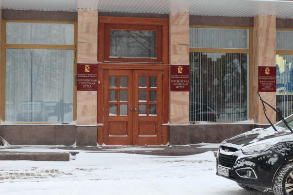 Воронежская городская Дума.
