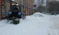 В Воронеже продолжат убирать улицы от снега.