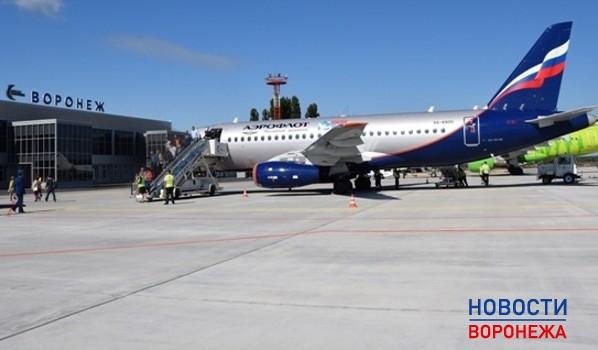 Самолеты Sukhoi Superjet 100 летают в Воронеж.