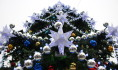 Новогодняя ёлка в Воронеже.