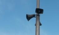 В парке предлагают установить громкоговорители.