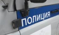 Полицейские задержали подозреваемого..