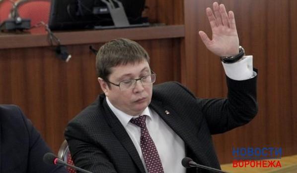 Дмитрия Ендовицкого переизбрали единогласно.