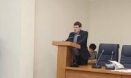 Максим Оськин переходит на работу в облправительство.