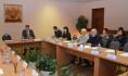 Благоустройство дворовых территорий обсудили в управе Коминтерновского района.
