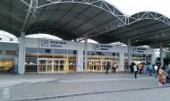 Аэропорт Антальи.