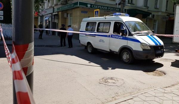 Мужчина умер вотделении банка вВоронеже: версия— самоубийство