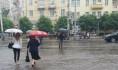 Придет похолодание с дождями.