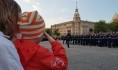 Генеральная репетиция парада Победы в Воронеже.