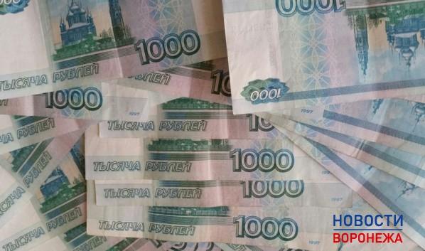 ВВоронеже бухгалтер обманула дачников на413 тыс. руб.