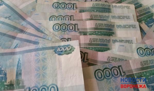 ВВоронежской области две компании задолжали сотрудникам 22 млн руб.