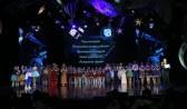 На гала-концерте в Екатеринбурге.