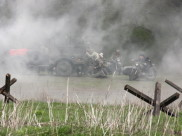 Горожанам покажут масштабную военно-историческую реконструкцию.