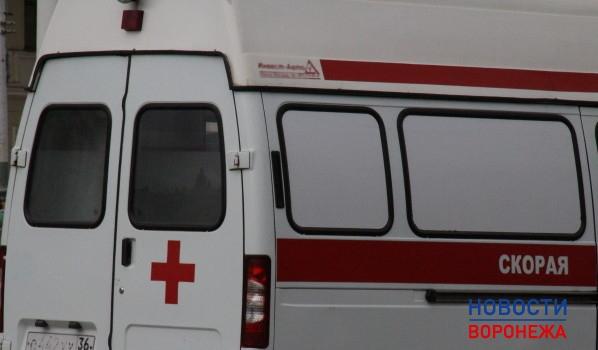 ВВоронеже около Чернавского моста иностранная машина насмерть сбила женщину