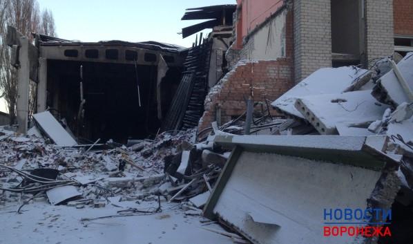 ВВоронеже задержали директора сауны, вкоторой из-за взрыва погибли 2 человека