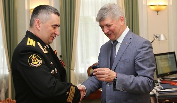 Александр Гусев и Андрей Абрамов.