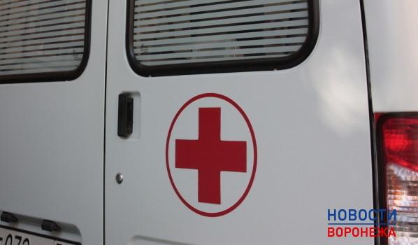 ВВоронежской области при лобовом столкновении «ВАЗа» и фургона умер мужчина