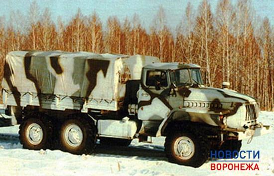 Военные ЗВО вВоронежской области получили новые станции спутниковой связи