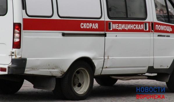 ВВоронежской области фургон насмерть сбил женщину, решившую перебежать дорогу