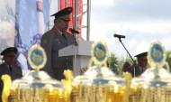 Победителей наградил главком ВКС Виктор Бондарев.