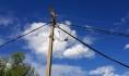 Энергетики восстановили подачу электричества.