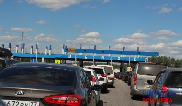 ВВоронежской области подорожал проезд наплатных участках дороги М4 «Дон»