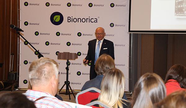Председатель правления «Бионорика СЕ», профессор Михаэль Попп.