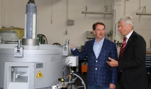 Воронежский губернатор прибыл срабочим визитом вГерманию