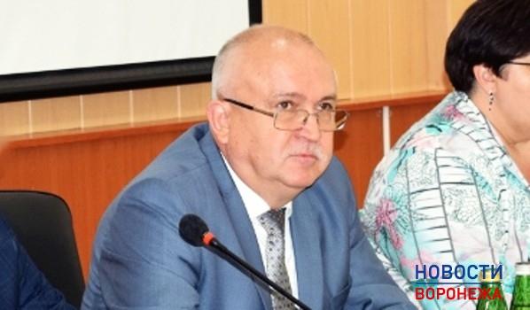 Главой УФНС поВоронежской области стал белгородец Игорь Понкратов