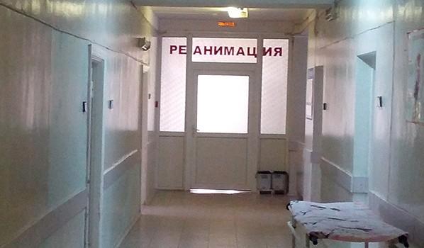 Женщина скончалась в больнице.